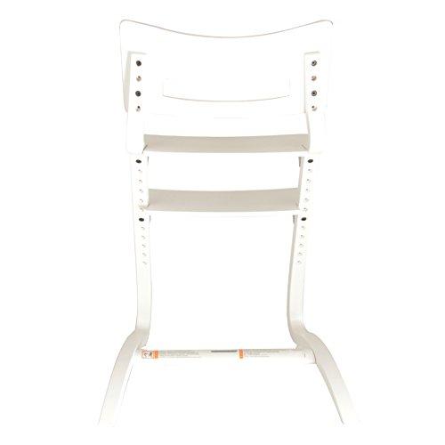 Leander[リエンダー]HighChairハイチェアNaturalホワイト椅子子供用[並行輸入品]