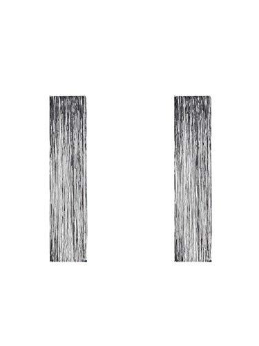 Bruce Field - Boutons de manchette baguette en métal brossé