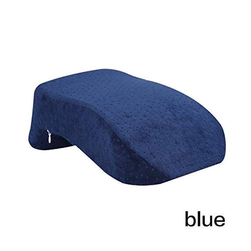 アクセスできない定数スタジアムNOTE 通気性の多機能昼寝枕低反発スローリバウンドランチ休憩枕用デスク睡眠オフィス用ソフト腰椎クッション
