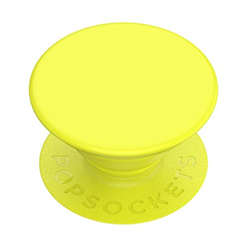 Popsockets GEN2 Neon Jolt Yellow Graphic Suporte Para Celular Popsocket Pop socket Original Usa