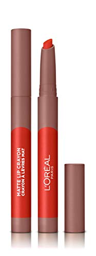 Loreal Infallible Matte Lip Crayon Lippenstift, 103 Maple Dream, 30 g