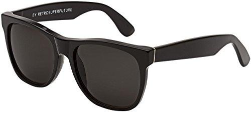 Retrosuperfuture Occhiale da Sole NIL Classic black nero taglia 58 mm occhiale unisex