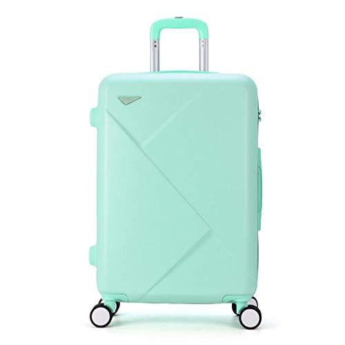 YULAN bagagewagen koffer, 22-inch, universeel fiets-wachtwoord-instapmodel, reizenzenzending, uniseks, meerkleurig