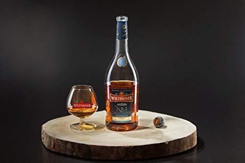 Wilthener NR. 1 , Brandy in X.O.-Qualität, Spirituose 38% vol., Branntwein der Spitzenklasse (1 x 0.7 l) - 7
