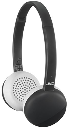 Auriculares Inalámbricos JVC HA-S20BT-B-E Color Negro