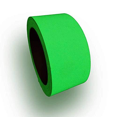 高輝度蓄光テープ 緑 10m キッチン廊下 長時間発光 階段用【幅5cm 長さ10M】