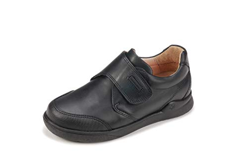 Zapatos de cordones para ni�o, color Negro , marca BIOMECANICS, modelo Zapatos De Cordones Para Ni�o BIOMECANICS OMEGA X W STRIPED SOCK SPAR Negro