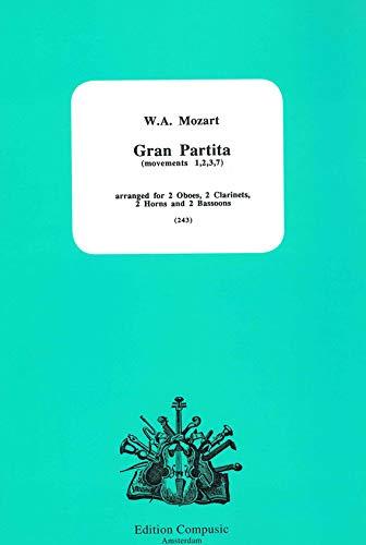 Wolfgang Amadeus Mozart-Gran Partita Kv361-Toy Piano and Violin-SET