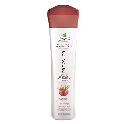 Naissant Professional- Procolor Conditioner for Dyed Hair. Color Protection and Care. No pigments Without Salt, Paraben and Ammonia.