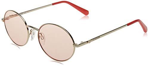 Love Moschino MOL013/S Gafas de sol, Rojo (Coral), 52.0 para Mujer