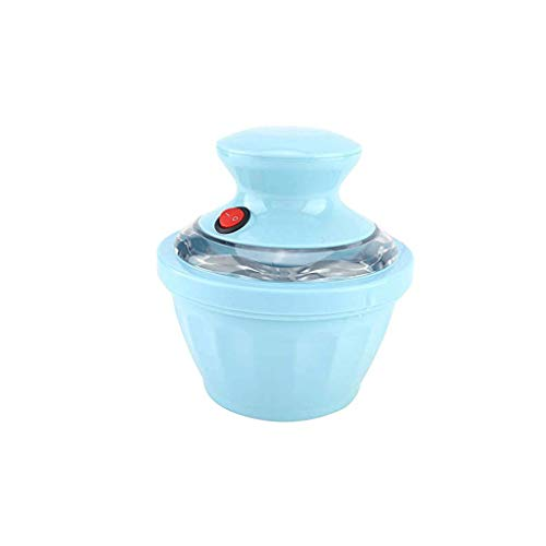 SJYDQ Sweet Spot Instant Eiswürfelbereiter - Gefrorene Leckereien in Minuten Gebratene Eismaschine for Joghurt, Sorbet, Gelato, Familienspaß