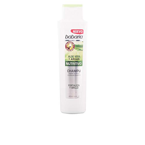 Babaria vochtinbrengende shampoo aloë vera - 400 ml