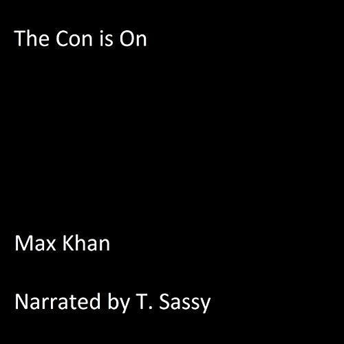 The Con Is On audiobook cover art