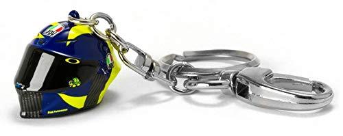 Portachiavi casco 3D VR46 Yamaha Valentino Rossi, collezione VR46 Classic 2019