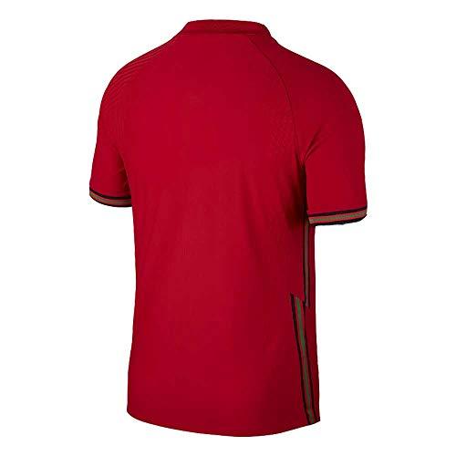 Nike 2020-2021 Portugal Home Vapor Match Shirt