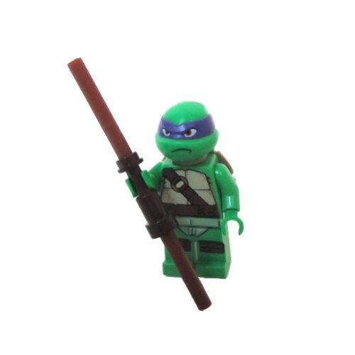LEGO TMNT - Donatello V1 Minifiguren - Teenage Mutant Ninja Turtles