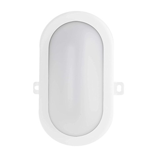 SEBSON® LED Deckenleuchte, Wandleuchte neutralweiß 8W, ersetzt mind. 55W Glühlampe, 700lm, 120°