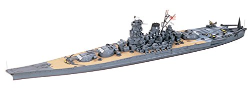 Tamiya 31113 1/700 Japanese Battleship Yamato Plastic Model Kit
