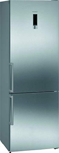 Siemens KG49NXIEP iQ300 Freistehende Kühl-Gefrier-Kombination / A++ / 303 kWh/Jahr / 435 l / hyperFresh Frischesystem / noFrost / LED-Innenbeleuchtung / superCooling