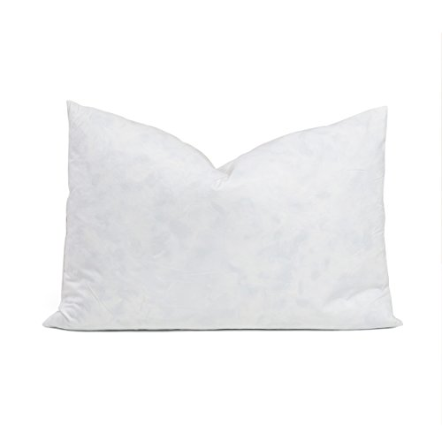 13 x 21 down pillow insert - 9