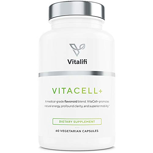 VitaCell+ Immune Support - Suppress Cytokine Storms and Stay Healthy with Longvida Optimized Curcumin and Other Clinically Tested Ingredients