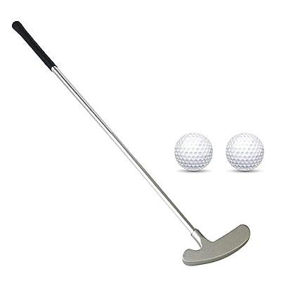 Golf Putter Two Ways