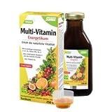 Energetikum Multi-Vitamin Kur-Set 3x250ml (1x tgl.) Natürliche Vitalität mit Vitamin A,B1,B2,B6,E,D3 + natürliches Vitamin C aus der Acerola-Kirsche.VEGAN, Konservierungsstoff-,Alkohol-&Glutenfrei