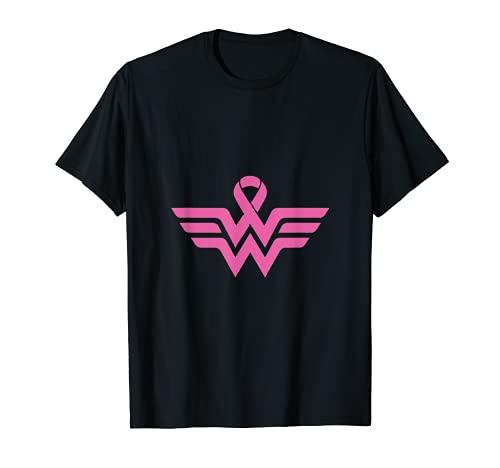 Sobreviviente del cáncer de Wonder Women Camiseta