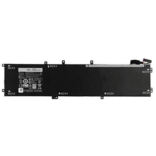 TanDirect New 4GVGH Laptop Battery Compatible with Dell XPS 15 9550 Dell Precision 5510 1P6KD 01P6KD (11.4V 84Wh/7260mAh)