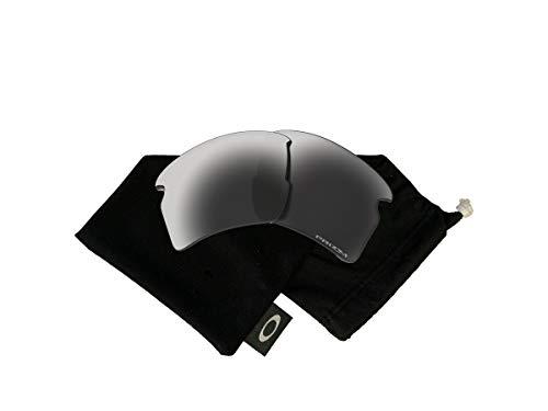 Oakley Original Flak XL OO9188 REPLACEMENT Lenses +BUNDLE with Oakley Microfiber Cloth Bag