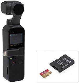 【国内正規品】DJI Osmo Pocket + micro SDカード [128GB]