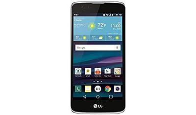 LG K8 Phoenix 2 K371 AT&T GSM Unlocked 4G LTE 16GB Smartphone - Black