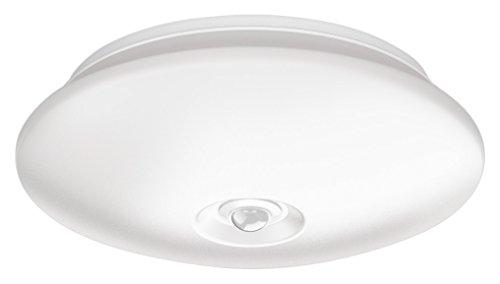 Philips 6223331P0 Leuchte, Plastik, 1,5 W, Integriert, weiß, 25,4 x 25,4 x 7,9 cm