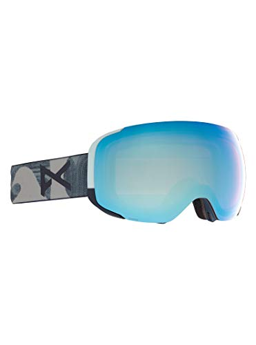 Anon Men's M2 Perceive Goggle with Spare Lens and MFI Face Mask