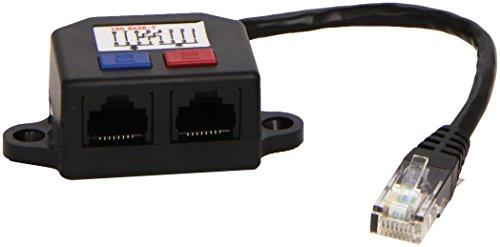 LINDY - Duplicador UTP (2 x 10/100Base-TX a 1 Puerto)
