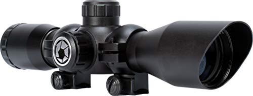 BARSKA AC13490 Plinker-22 Rifle Scope 4x32 30/30 Reticle with Rings
