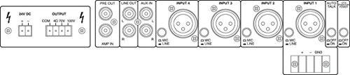 Monacor PA-930CD PA Mixing Amplifier
