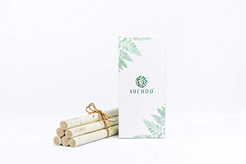 AHCHOO Moxa Rolls for Soothing Moxibustion 40:1 Five-Year Wrapped with Mugwort Paper