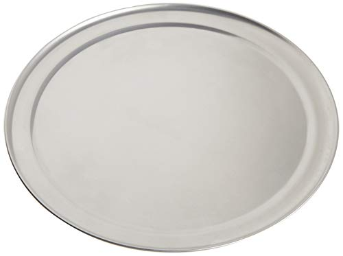 American Metalcraft TP12 TP Series 18Gauge Aluminum Standard Weight Wide Rim Pizza Pan 12Inch