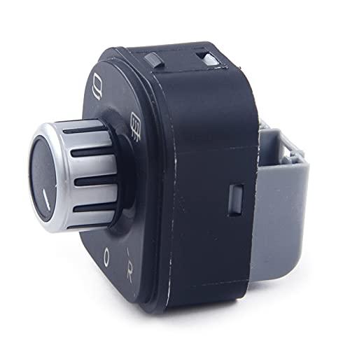 LiCHANGZHU LCBIAO 1k0959565 1k0959565h Botones de Control del Interruptor de Espejo de la energía eléctrica Ajuste para VW Golf MK5 MK6 / P/ASSAT B6 / TIGUAN/EOS