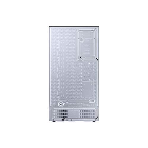 Samsung RS6HA8880S9/EF Frigorifero Side by Side con Family Hub, Frigorifero 389 Litri, Capacità Congelatore 225 Litri, 406 KwH/Anno