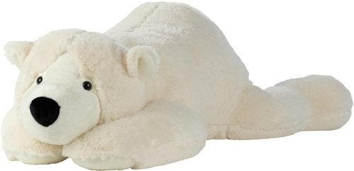 Heunec 248977  - Softissimo Line Nature Polar Bear 50 cm