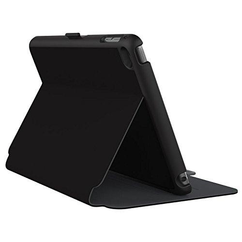 Speck StyleFolio Schutzhülle für iPad Mini 4 - Schwarz/Schiefergrau