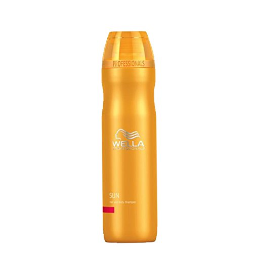 Wella Care Sun Hair und Body Shampoo, 250 ml