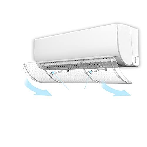 Deflettore parabrezza del condizionatore d'aria tipo trasparente…