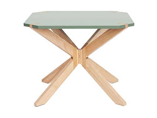 Present Time - Table d'appoint Vert Large Mister X