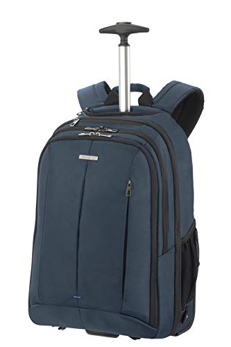 Samsonite Guardit 2.0 - 15.6 Inch Laptop Backpack with Wheels, 48 cm, 29 L, Blue