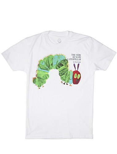 Out of Print World of Eric Carle, The Very Hungry Caterpillar Unisex T-Shirt Medium