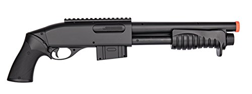 Double Eagle 350 FPS M401 Pump Action Spring...