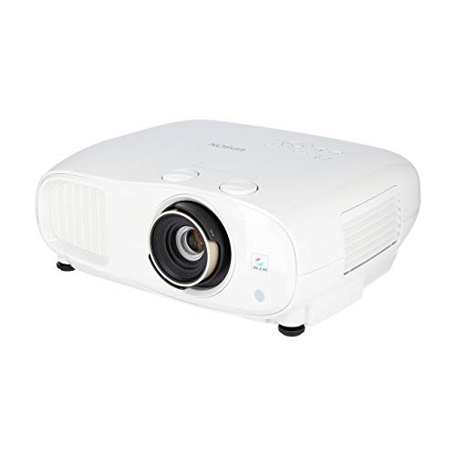 Epson EH-TW7100 4K Pro-UHD 3LCD-Beamer (3.000 Lumen Weiß- und Farbhelligkeit, Kontrastverhältnis 100.000:1, integrierte 10-W-Lautsprecher, optionales WLAN, HDMI)